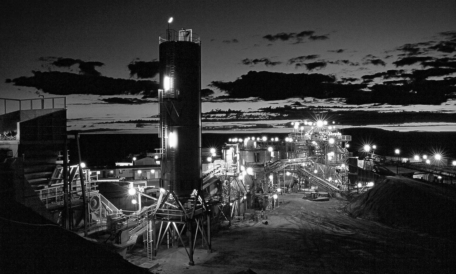 Quality accredited for the mining industry.